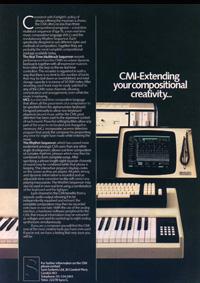 CM II Syco Systems
