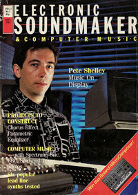 Electronic Soundmaker Septembre 1983