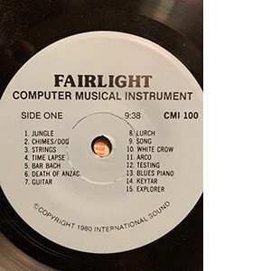 Fairlight Demo 1980